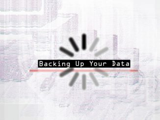 Backing Up Your Data 2