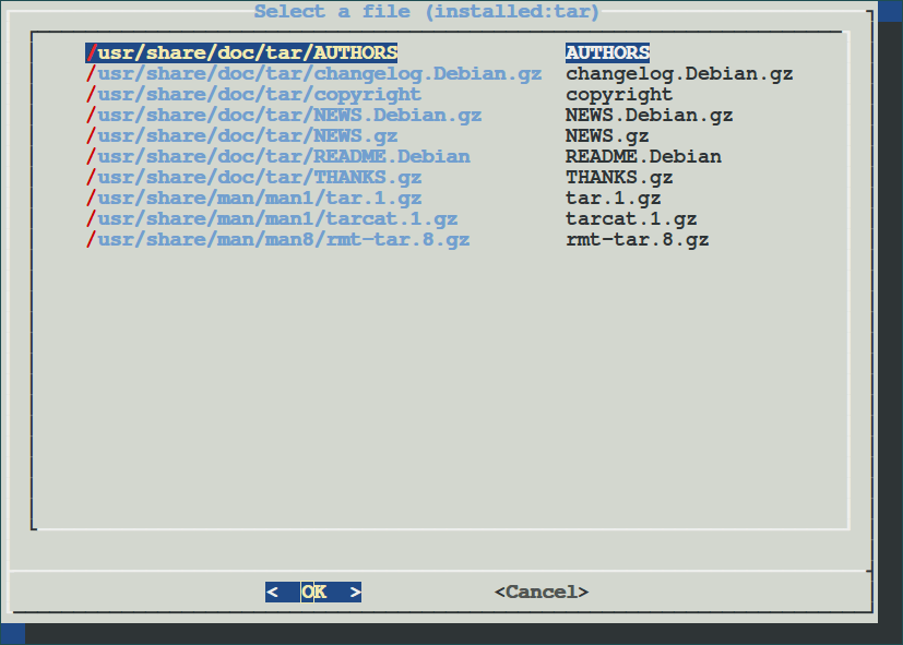 How to Use 8 Useful 'Debian Goodies Utilities' to Manage Debian Packages